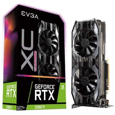 Evga Geforce Rtx 2080 Ti Xc Ultra
