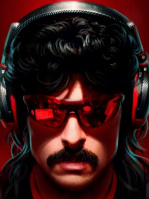 DrDisRespect Call of Duty: Modern Warfare
