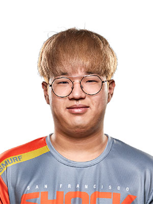 Smurf San Francisco Shock