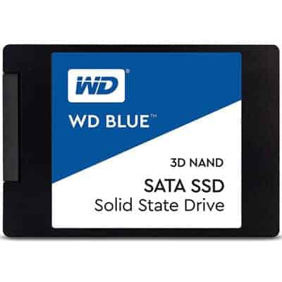 Wd Blue 3d Nand 500gb