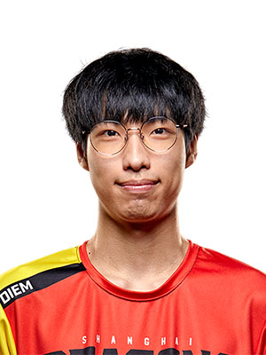 diem Shanghai Dragons