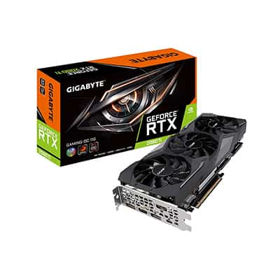 Gigabyte Geforce Rtx 2080 Ti