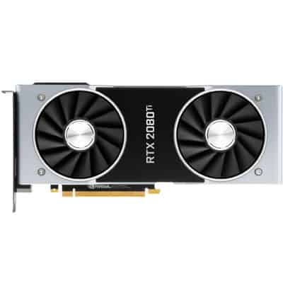 Nvidia Geforce Rtx 2080 Ti Fe