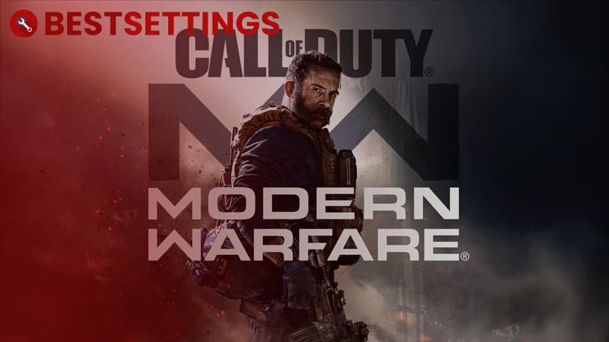 logo Best Settings For Call of Duty: Modern Warfare