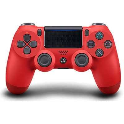 Dualshock 4 Magma Red Edition