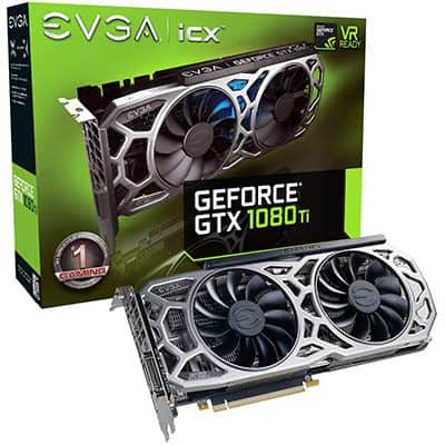 Evga Geforce Gtx 1080 Ti Sc2