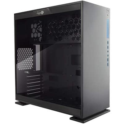 Inwin 303 Black Atx Mid Tower