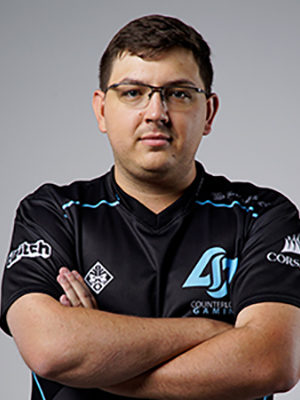 Marksman Counter Logic Gaming