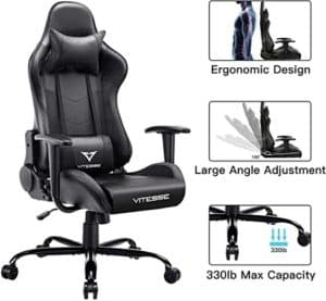 Vitesse Gaming Chair Features
