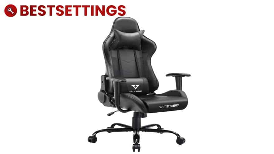 logo Vitesse Gaming Chair Review