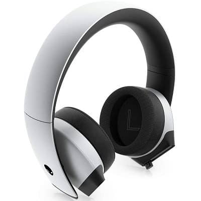 Alienware 7.1 Pc Gaming Headset Aw510h Light