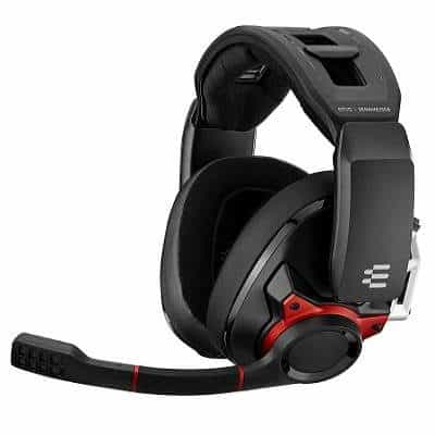 Epos I Sennheiser Gsp 600 – Wired Closed Acoustic Gaming Headset